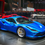 Ferrari F8 Tributo, the last such Ferrari