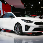 New wagon Kia ProCeed