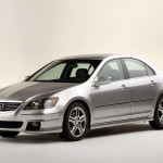 2005 Acura RL with ASPEC Performance Package