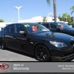 black bmw 530i rims