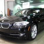 black bmw 535i for sale