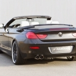 black bmw 6 series convertible