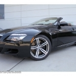 black bmw convertible for sale