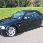 black bmw convertibles for sale