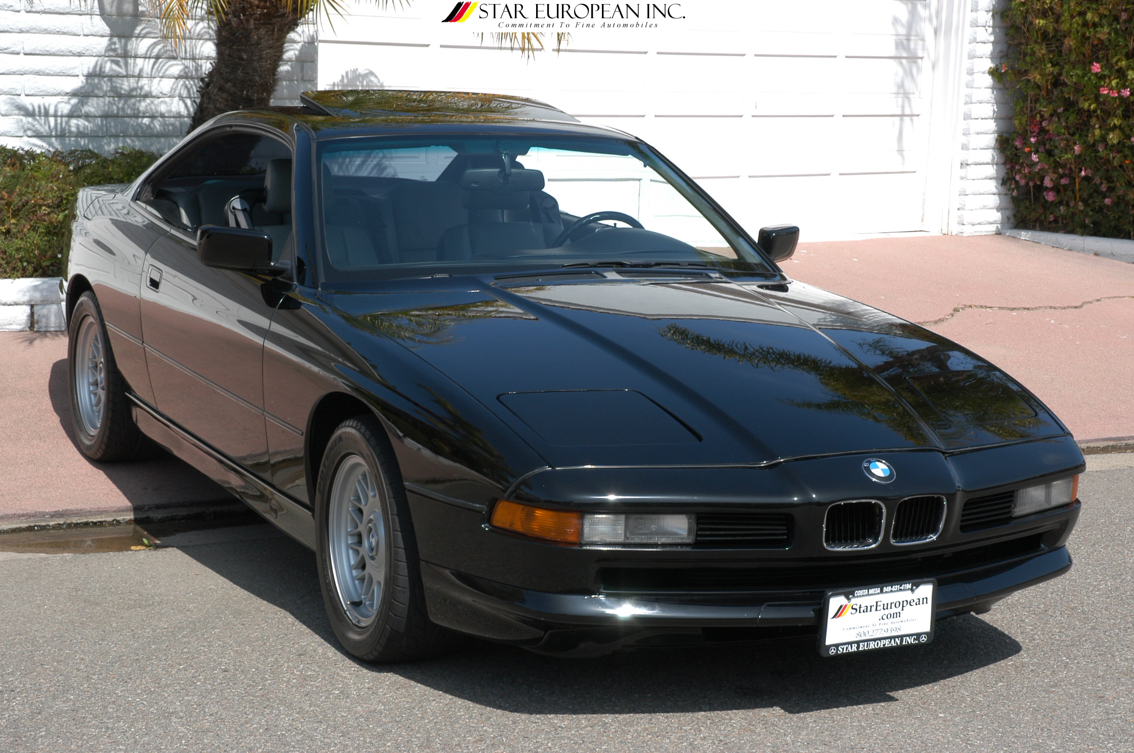 black bmw 850i | Car Photos Catalog 2019