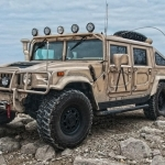 2002 Hummer H1 10th Anniversary Edition