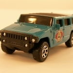 2002 Hummer H2 SUV Concept