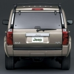 2006 Jeep Commander 4×4 Limited 5.7 HEMI