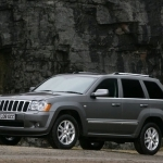 2007 Jeep Grand Cherokee SRT 8 UK Version