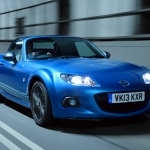 2013 Mazda MX 5 Roadster Coupe