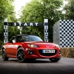 2014 Mazda MX 5 25th Anniversary