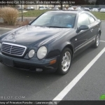 1998 Mercedes Benz CLK Coupe