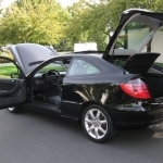 2004 Mercedes Benz C320 Sport Coupe