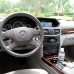 2005 Mercedes Benz E350 with Sports Equipment