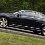 2007 Mercedes Benz CL 63 AMG