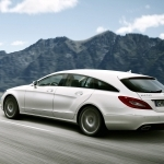 2013 Mercedes Benz CLS Shooting Brake