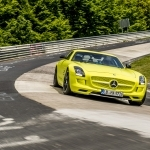 2014 Mercedes Benz SLS AMG Coupe Electric Drive