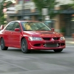 2005 Mitsubishi Lancer Evolution VIII MR