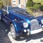 2004 Morgan plus 4