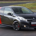 2015 Peugeot 208 GTi 30th Anniversary Edition