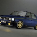 1985 Renault 9 Turbo