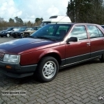 1988 Renault 25 V6 Injection
