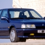 1989 Renault 21 2.0 Turbo Quadra 4 door