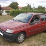 1990 Renault Clio 1.7 RT 5 door