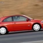 2004 Renault Megane RS 3 door