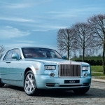 2011 Rolls Royce 102EX Electric Concept