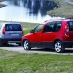 2007 Skoda Roomster Scout