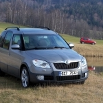 2011 Skoda Roomster Scout