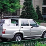 2005 SsangYong Musso Sports