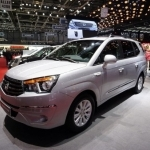 2013 SsangYong Turismo