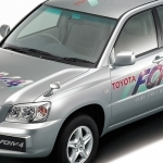 2003 Toyota FINES FuelCell Concept