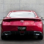 2009 Toyota FT 86 Concept