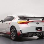 2010 Toyota FT 86G Sports Concept