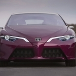 2012 Toyota NS4 Advanced Plug in Hybrid Concept