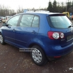 2005 Volkswagen Golf Speed