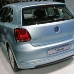 2009 Volkswagen Polo BlueMotion Concept