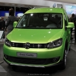 2013 Volkswagen Caddy Cross