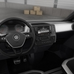 2013 Volkswagen e Co Motion Concept