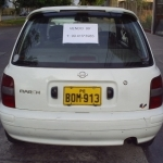 1999 Wald Nissan March