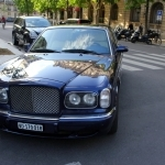 2016 Bentley arnage