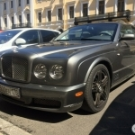 2016 Bentley brooklands