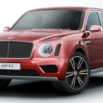 2016 Bentley exp