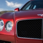2016 Bentley turbo