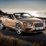 2016 Bentley flying