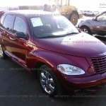 2016 Chrysler pt cruiser