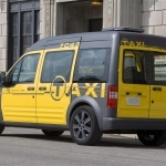 2016 Ford taxi